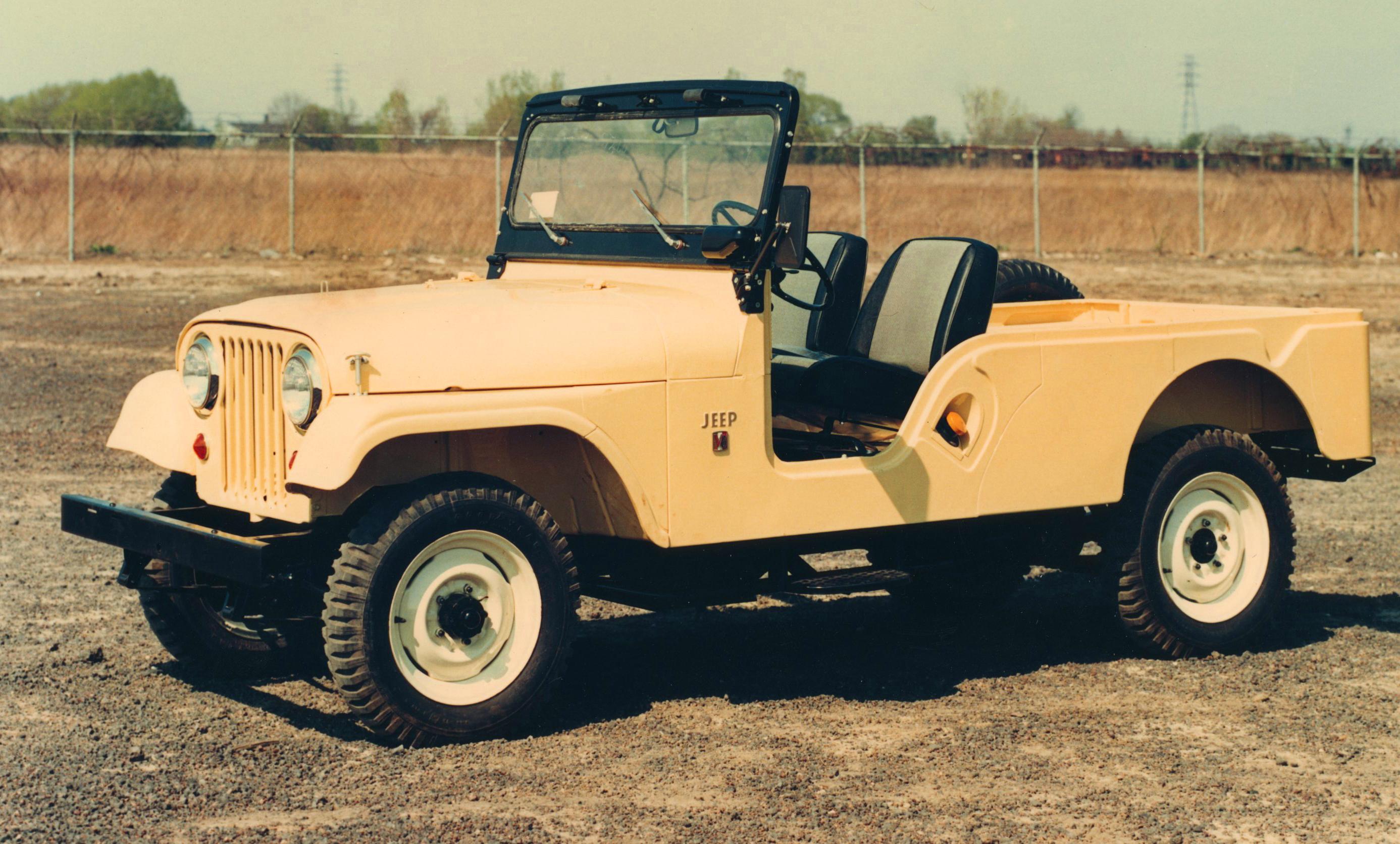 Resultado de imagen para jeep cj6 military