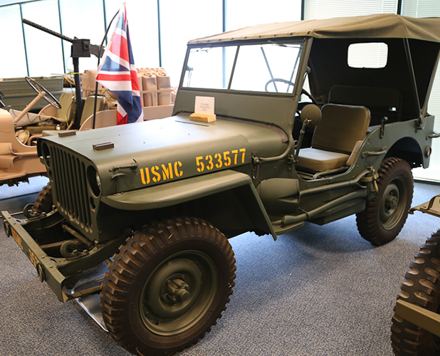 1942 Willys Mb Jeep Collection