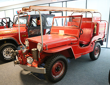 1964 willys cj3b jeep collection