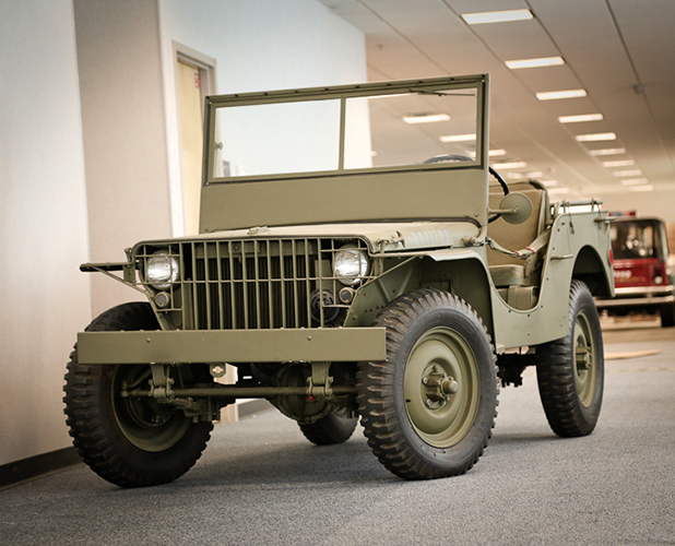 1941 Ford Gp Jeep Collection