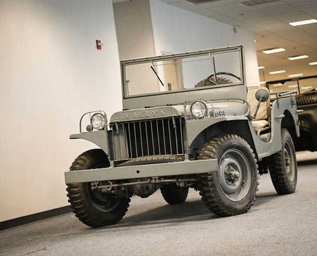 1941 Willys MA | Jeep Collection