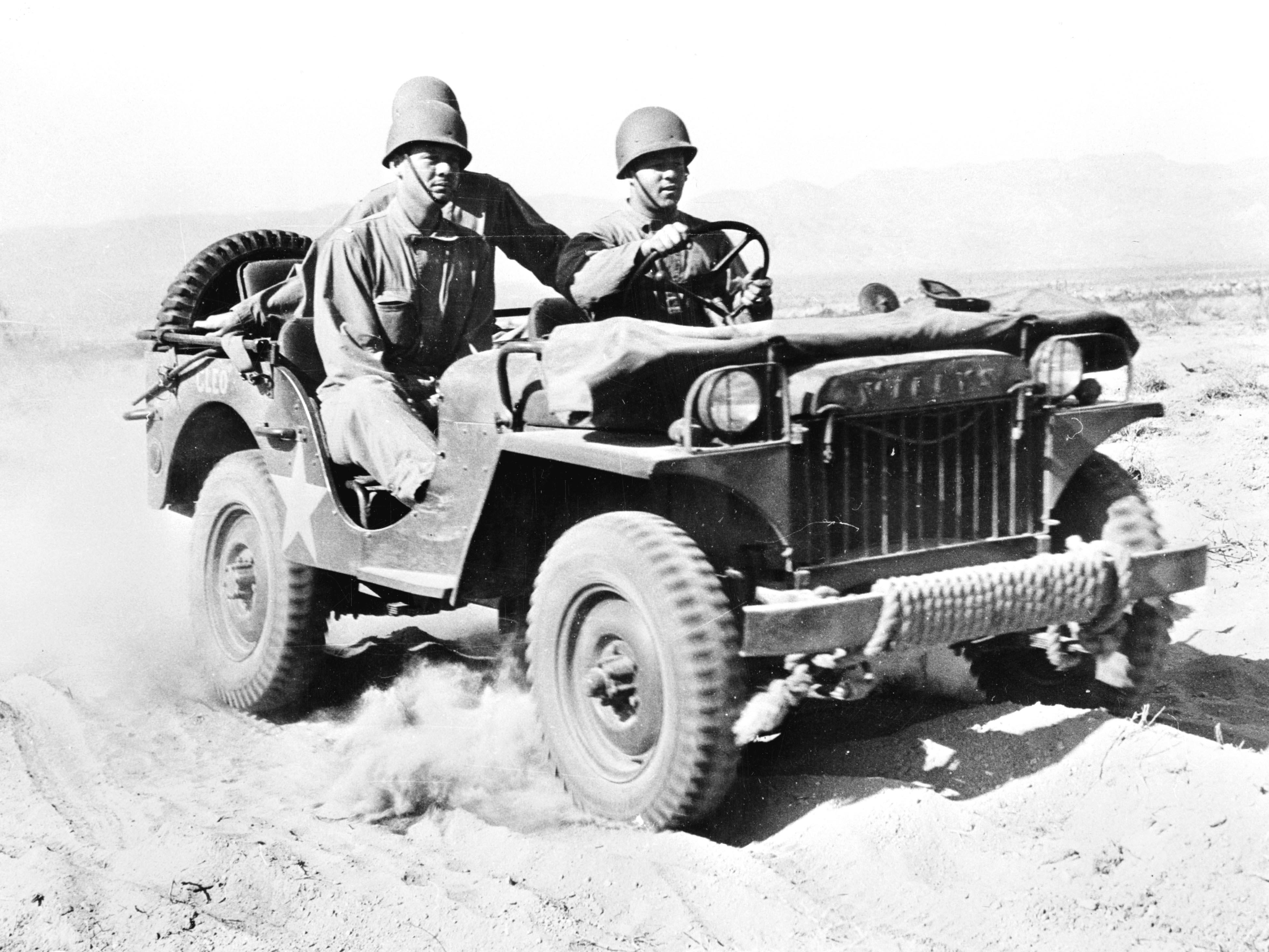1941 Willys MA