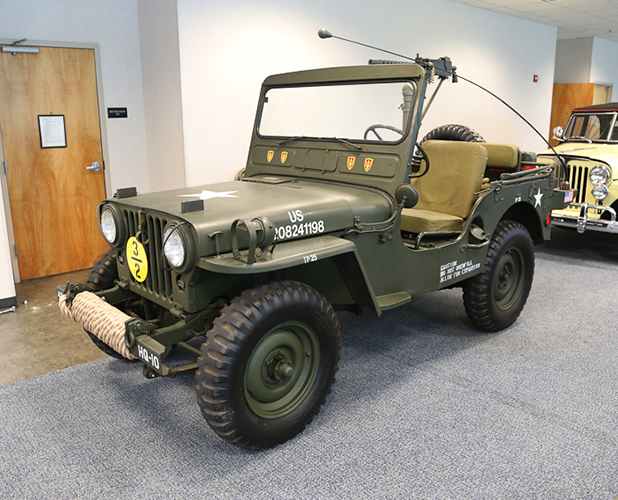 1951 willys m38 | jeep collection