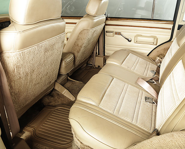 Jeep Grand Wagoneer Seat Covers The Wagon