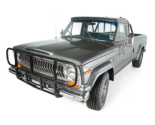 1978 Jeep J 10 Pickup Jeep Collection