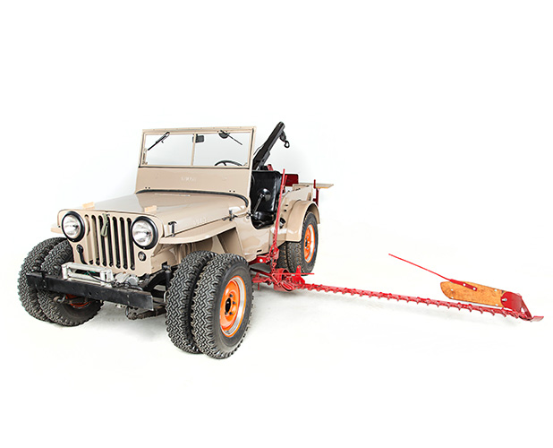 1946 Willys Cj 2a Jeep Collection