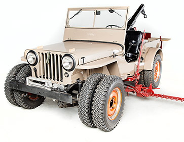 Jeep Collection Vintage Jeeps Amp Military Willys