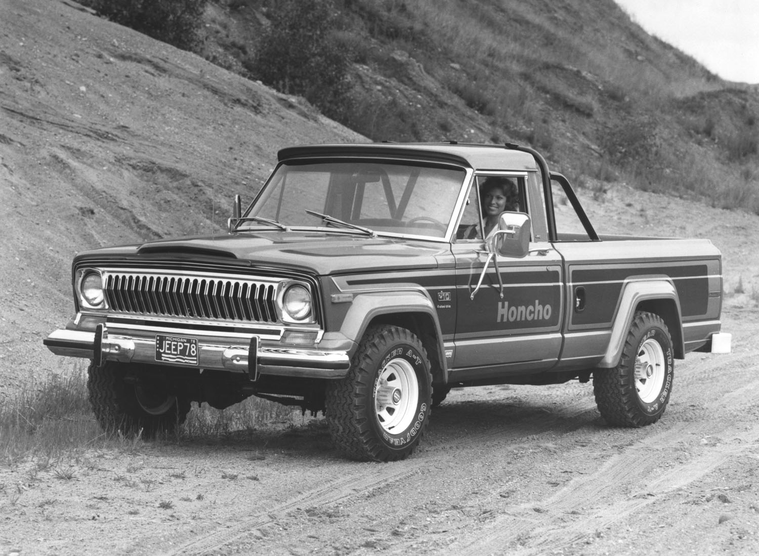 1978 jeep j-10 pickup | jeep collection